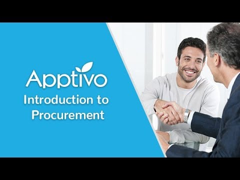Apptivo - Introduction to Procurement