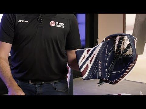 CCM Extreme Flex 4 Goalie Glove & Blocker