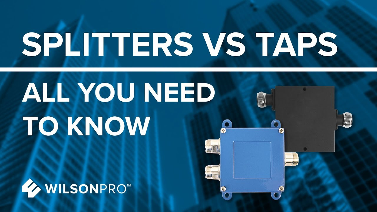 Splitters VS Taps - All You Need To Know | WilsonPro