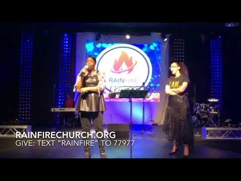 Your God Is A Miracle Worker: 11am RainFire Church Sunday Service