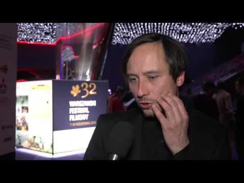 WFF 2016 : Rafał Maćkowiak, aktor, SŁOŃCE, TO SŁOŃCE OŚLEPIŁO