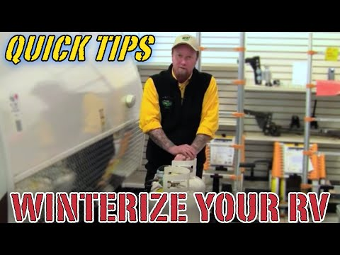Proper Battery Connect and Converter Use | Pete's RV Quick Tips  YouTube