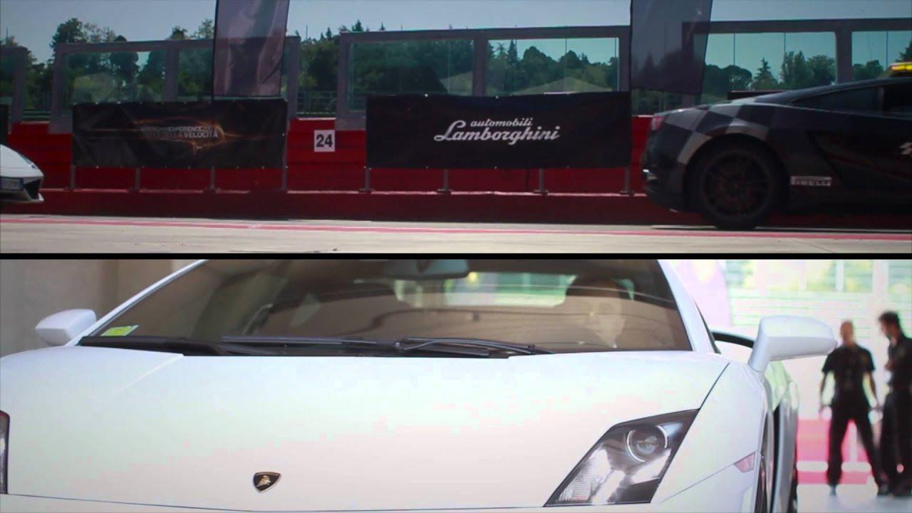 Lamborghini Experience 2012. Vertice della Velocità - Day 1