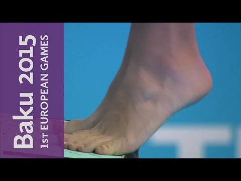 DAY 6 Replay | Diving & Taekwondo | Baku 2015 European Games