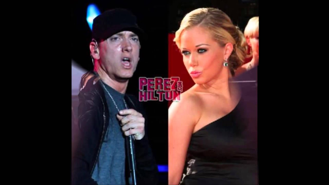 Eminem dating list