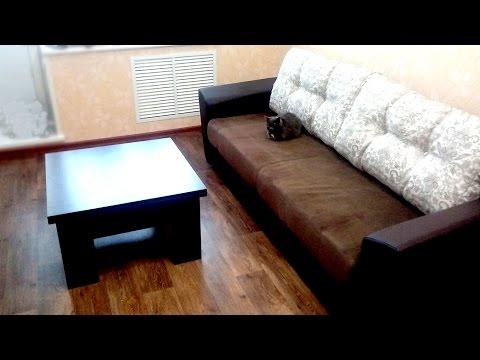 Сборка дивана из