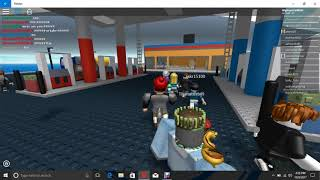 ROBLOX ON PC! natural disaster