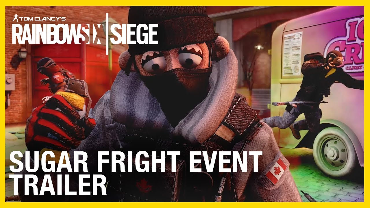 Rainbow Six Siege: Sugar Fright Event | Trailer | Ubisoft