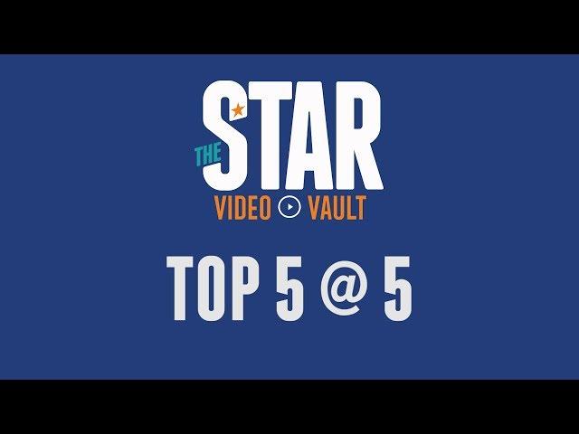 Top 5 @ 5