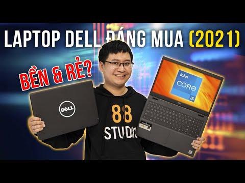 Laptop Dell GIÁ RẺ ĐÁNG MUA dành cho Sinh Viên (2021)