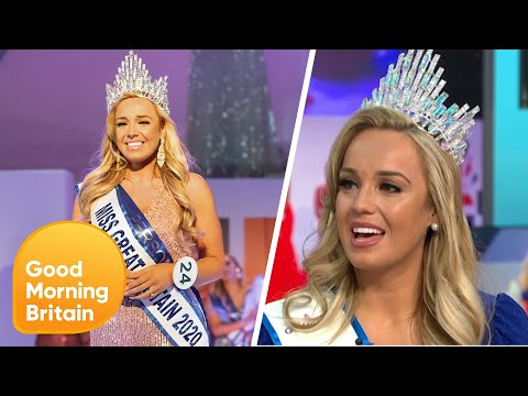 Jen Lost 8 Stone After Her Fiance Left Her And Became Miss GB | Good Morning Britain
