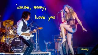 joss stone jeff beck I put spell on you karaoke
