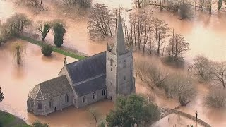 video: Don't expect to be protected from flooding, Environment Agency to warn