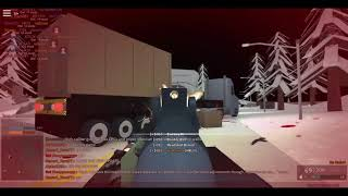 Roblox | Phantom Forces Update (New HK21 Gun and Blizzard Map)