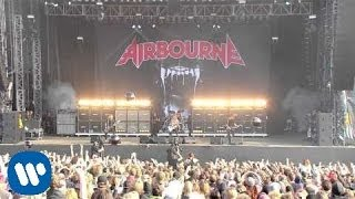 Airbourne - Live It Up: Full Throttle [OFFICIAL VIDEO]