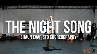 Ravyn Lenae - The Night Song | Shaun Evaristo Choreography