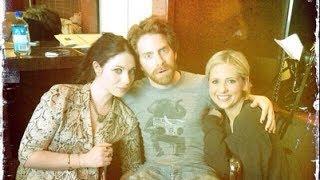 Sarah Michelle Gellar Interview: Buffy Friendships