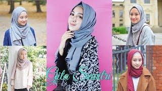 Tutorial Hijab Ala Gita Savitri Youtube