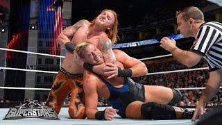 Jack Swagger vs. Heath Slater: WWE Superstars, November 6, 2014