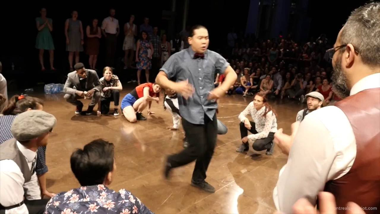 Montreal Swing Riot 2016 - Introducing the Modern Street Dancers