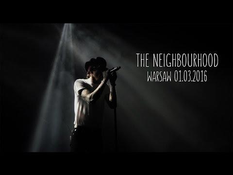 The Neighbourhood - Intro Ferrari/Greetings From California, Warsaw 01.03.2016