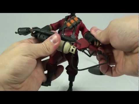 Turmoil In The Toybox - NECA Team Fortress 2 Series 1
