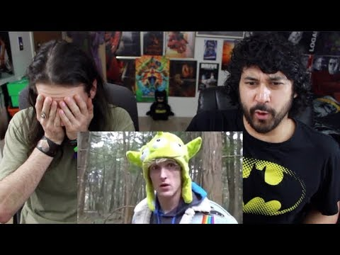 Our Response to Logan Paul FOUND DEAD BODY IN FOREST Vlog...