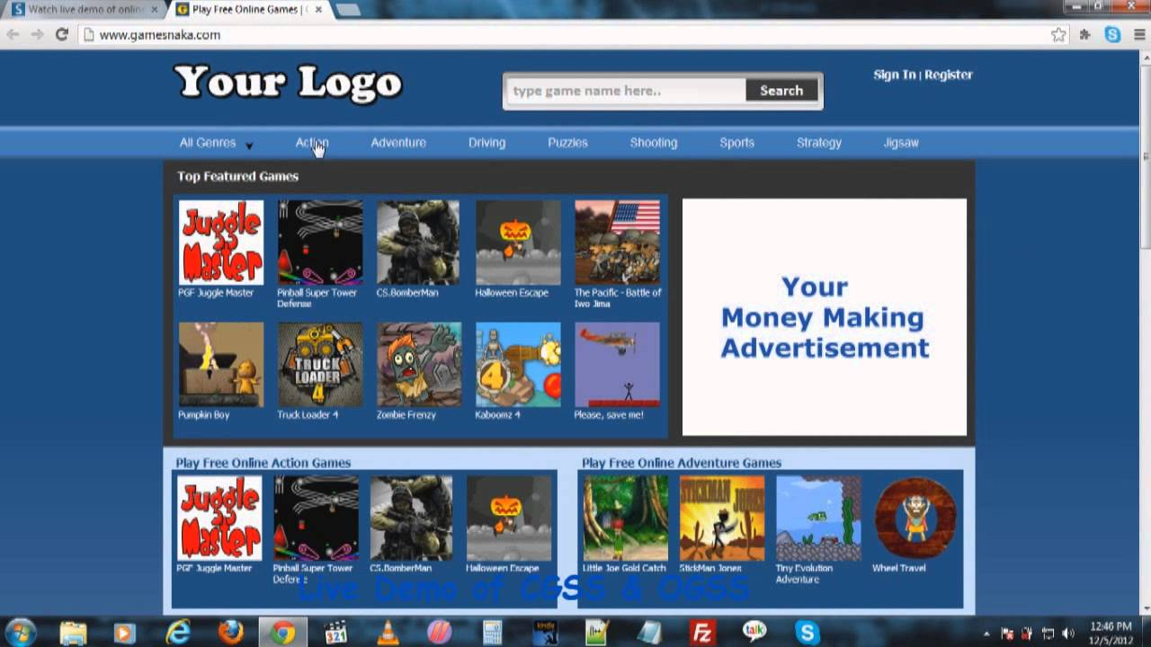 make money game online how to make money online by starting games website youtube 9242