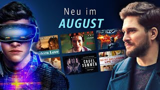 Neu bei Prime Video August - Von Evangelion bis Modern Love