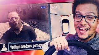 MEU CARRO TEM A CAMERA DO GTA