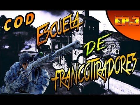 """""""Escuela de Francotiradoes COD Episodio 3"""" (Básico) Comentarista: Krassy"""