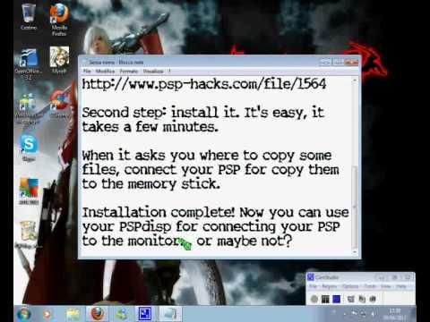 pspdisp control files
