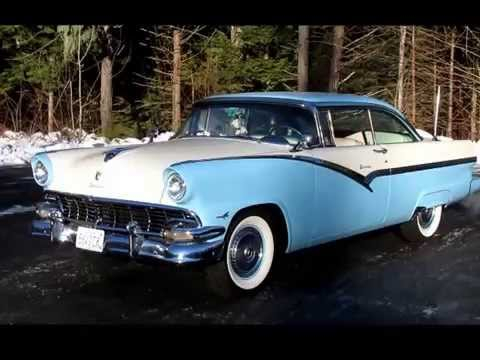 1956 Ford Fairlane Tudor Victoria For Sale Youtube