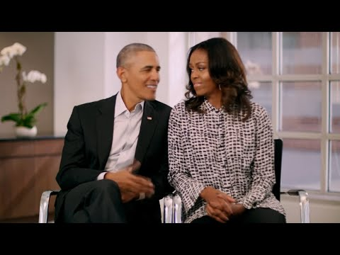 Barack and Michelle Obama pay tribute to Diana Ross at 2017 American music awards