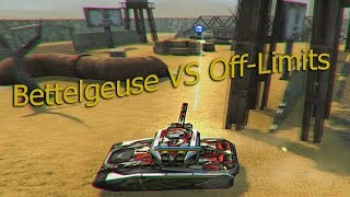 Bettelgeuse VS Off-Limits