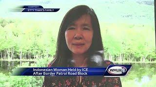 Judge blocks deportation of Indonesian woman