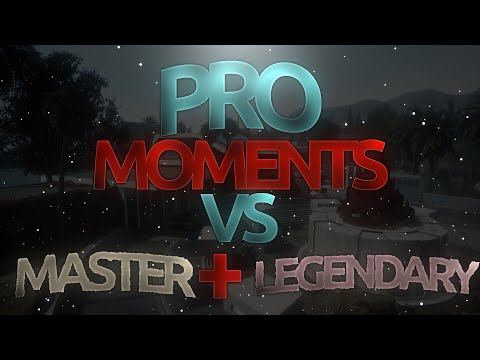 Cod Mobile Pro Moments | Surge IOS Vs Master + Legendary | Rank + Domination Highlights