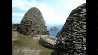 Skellig Michael, beyond the dream