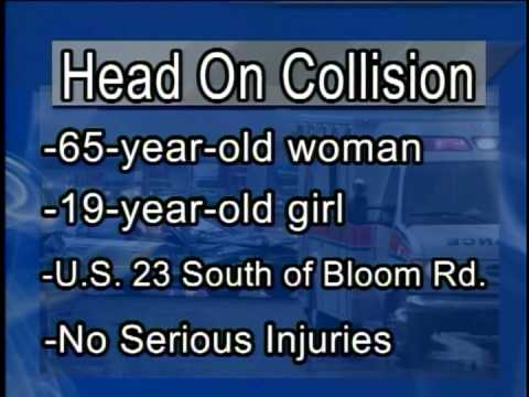 Accident On U.S. 23 South