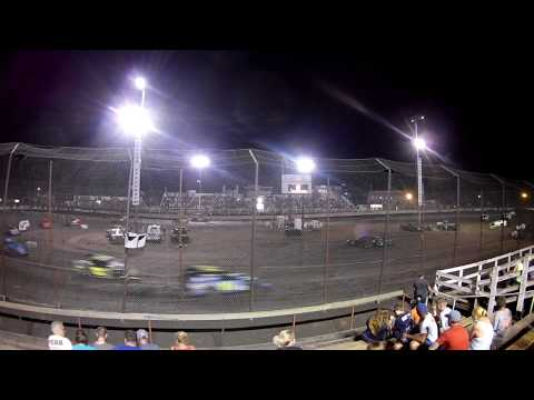 A Mod feature Macon Speedway 7-6-19