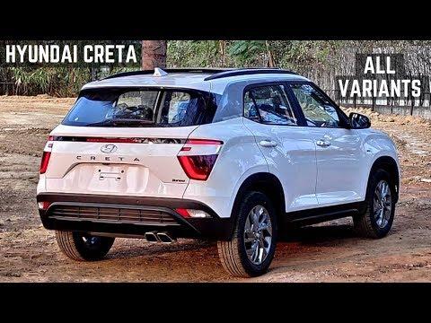 2020 Hyundai Creta All Variants Price Detailed Review Interiors Features E Ex S Sx Sx O Youtube