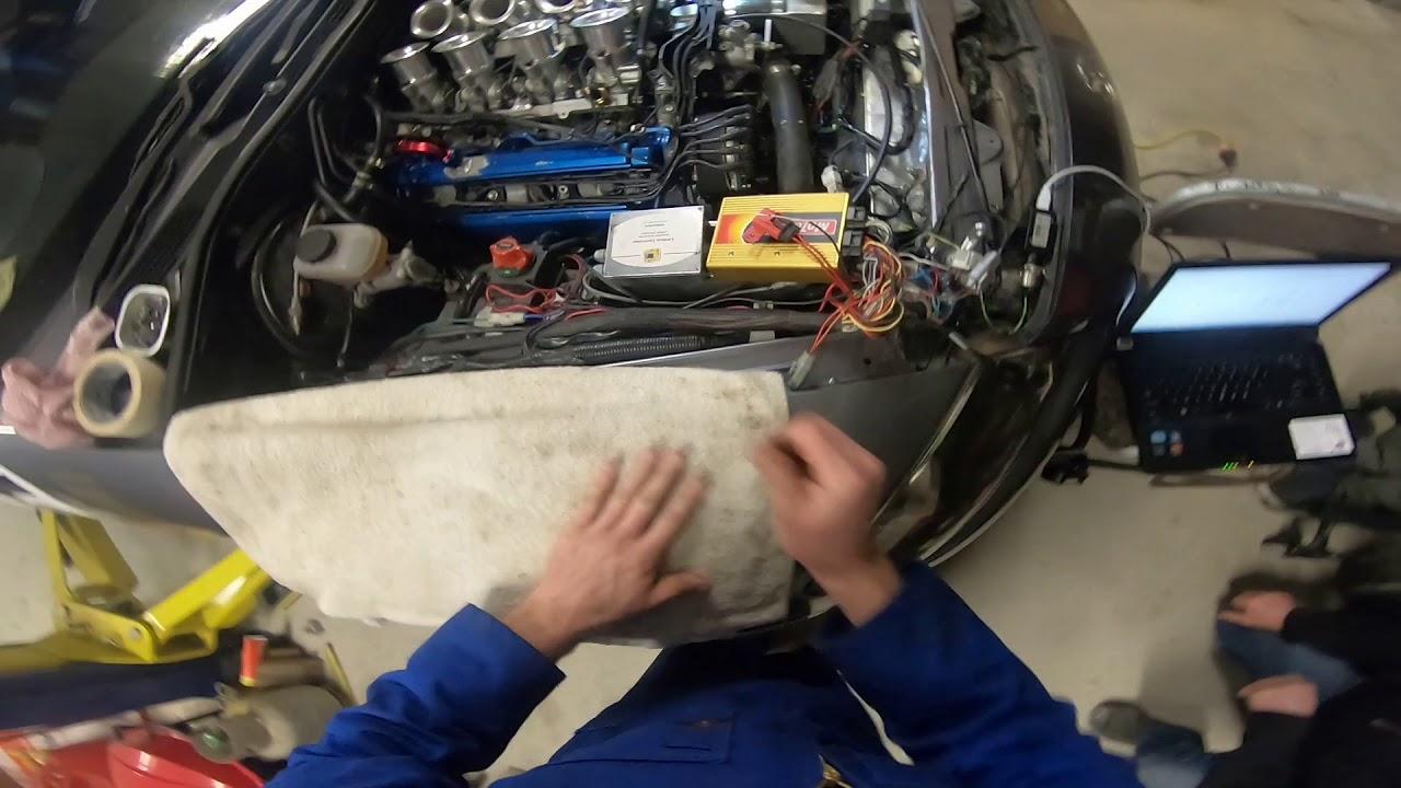 1UZ Flywheel particulars for RX8 gearbox | Lexus-Toyota V8