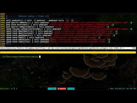 nvlc - Media Player - Linux TUI