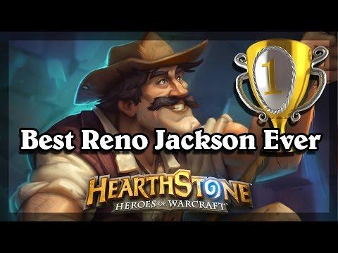Hearthstone - Best Reno Jackson Ever