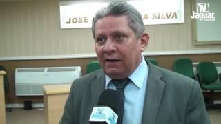 Vereador Jorge Brito enalteceu os homenageados com a cidadania morada-novense