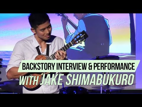 BackStory Presents: Jake Shimabukuro live from The Cutting Room NYC
