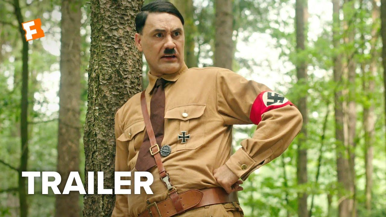 Trailer released for Hitler spoof 'Jojo Rabbit' starring Scarlett Johansson