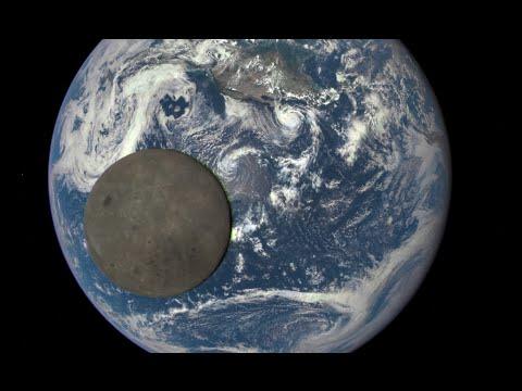 Обратная сторона Луны -