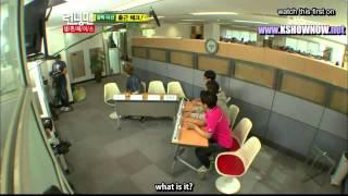 {ENG} SS501 Kim Hyun Joong @ Running Man Ep.47 2 of 7