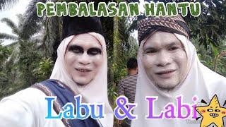 #Komedi_Hantu_Labu SUHU TOGEL Part 4 : PEMBALASAN HANTU LABU